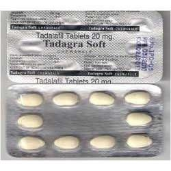 Generic Cialis Soft 20mg